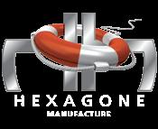 Logo for Hexagone